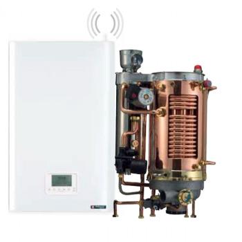 Chaudière Frisquet hydromotrix condensation