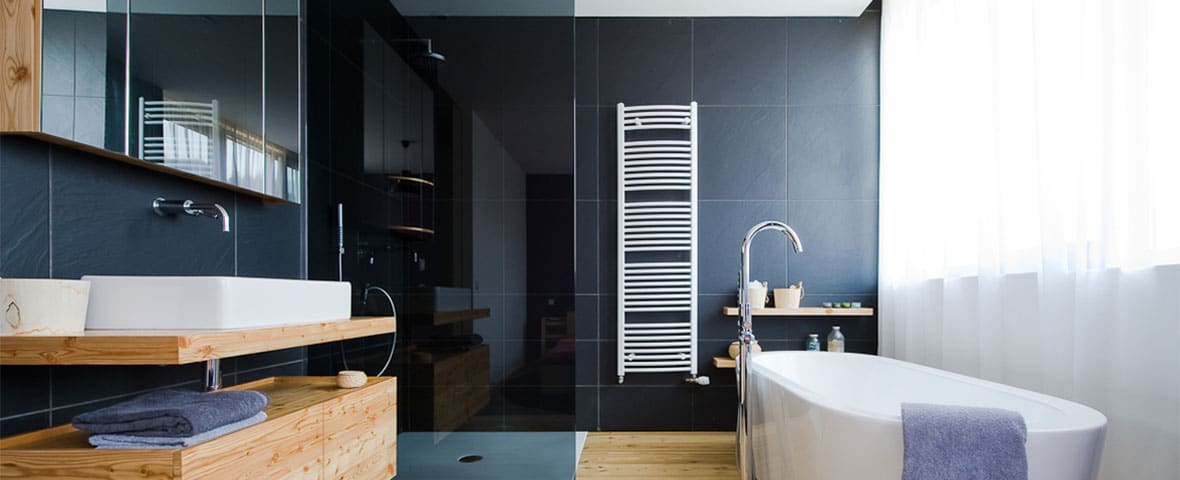 Installation de salle de bains